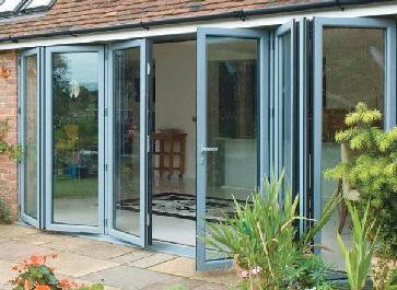 Bi Folding Doors Aluminium Sliding Folding Doors South