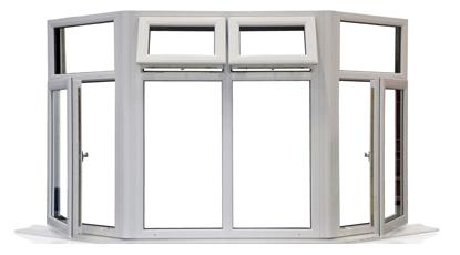 PVC Bay and bow window